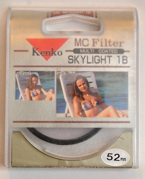KENKO ケンコー MC 1B スカイライト 52mm Used