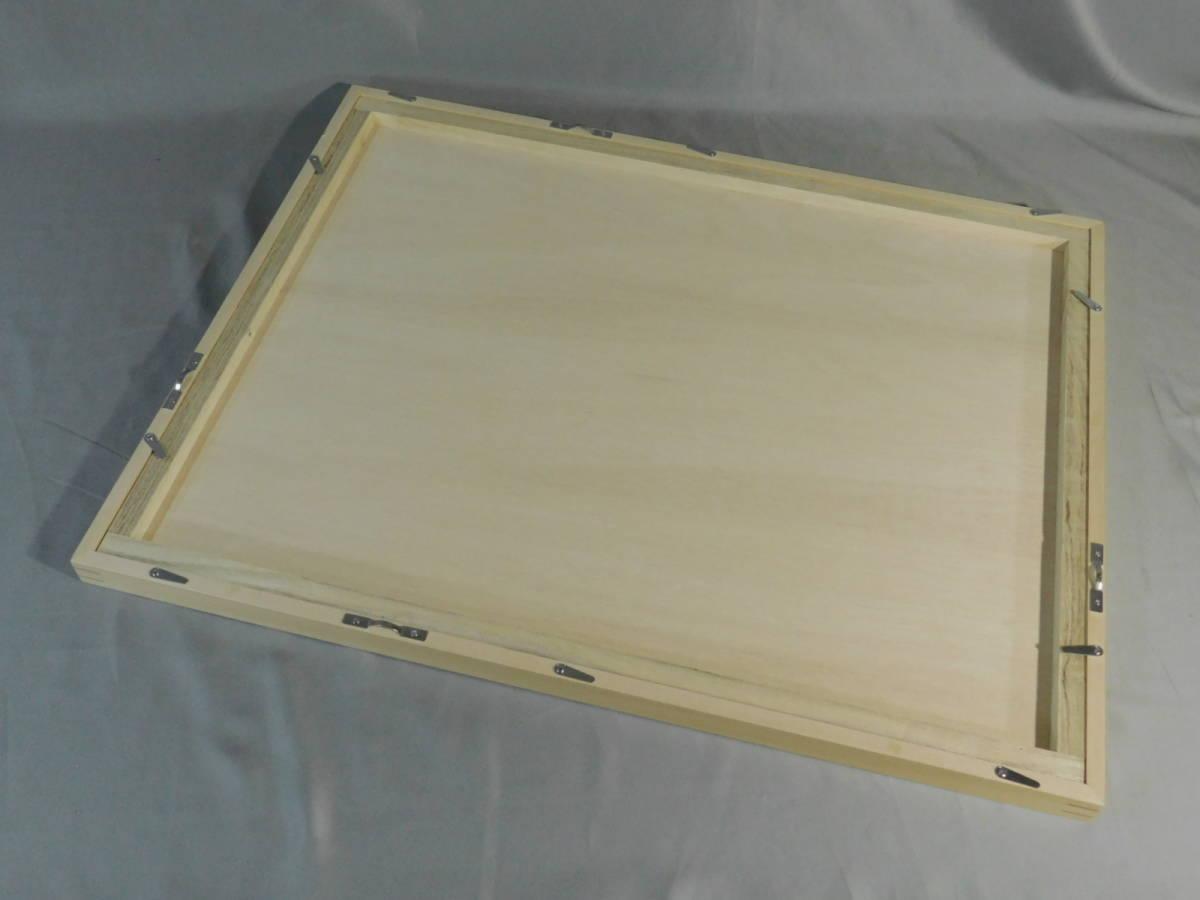 田嶋健 フォーユー(手のひらにあるもの)抽象 彩色 木版画 2004年作 額装 多摩美 限定6刷 保管品 s19051910_画像9