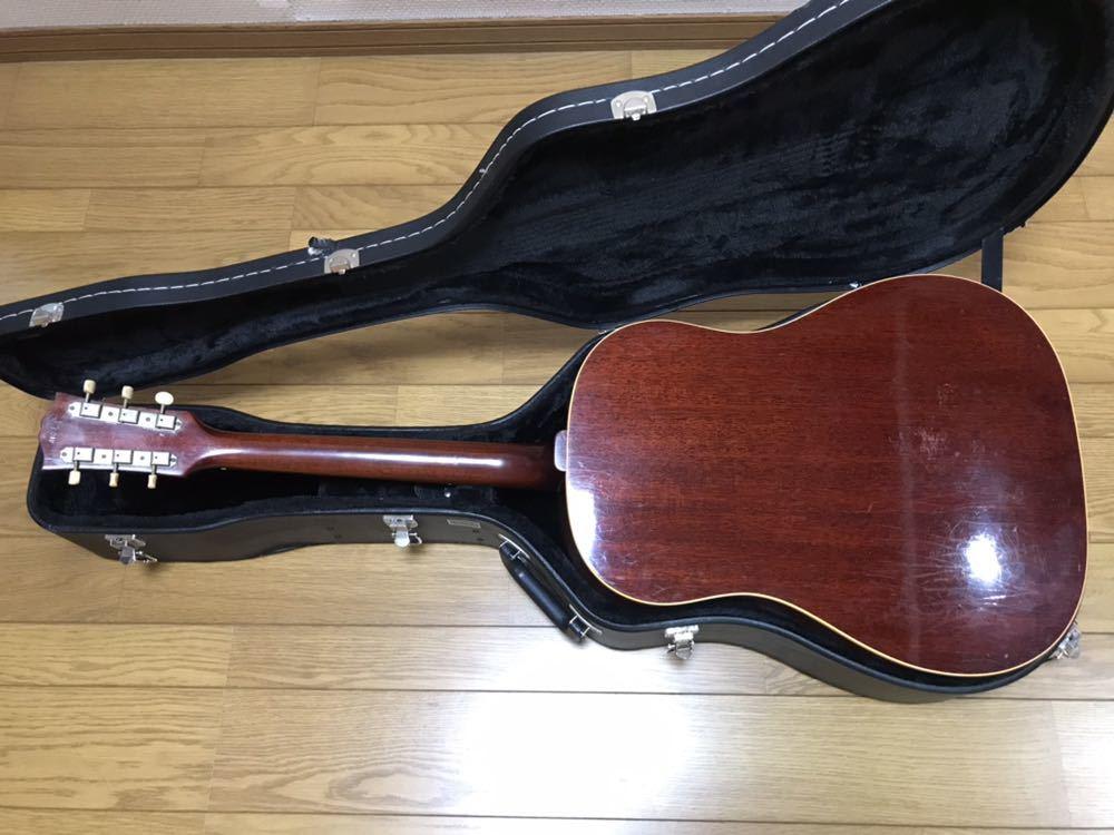 Gibson J-45 1966年製ビンテージ 楽器店保証付き_画像2