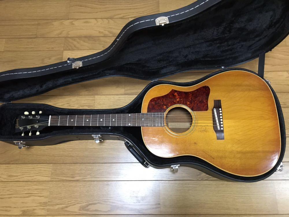 Gibson J-45 1966年製ビンテージ 楽器店保証付き_画像1