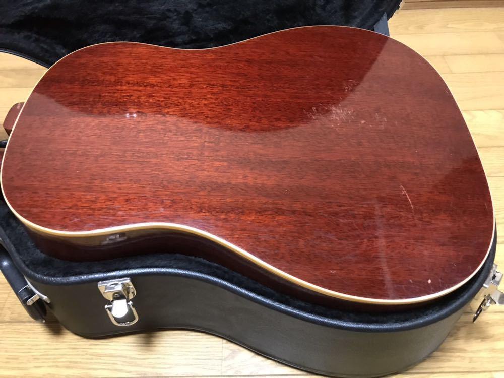 Gibson J-45 1966年製ビンテージ 楽器店保証付き_画像5