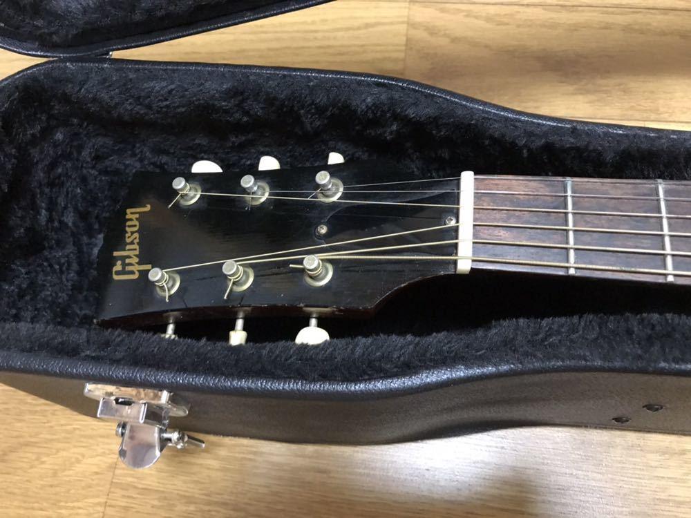 Gibson J-45 1966年製ビンテージ 楽器店保証付き_画像7