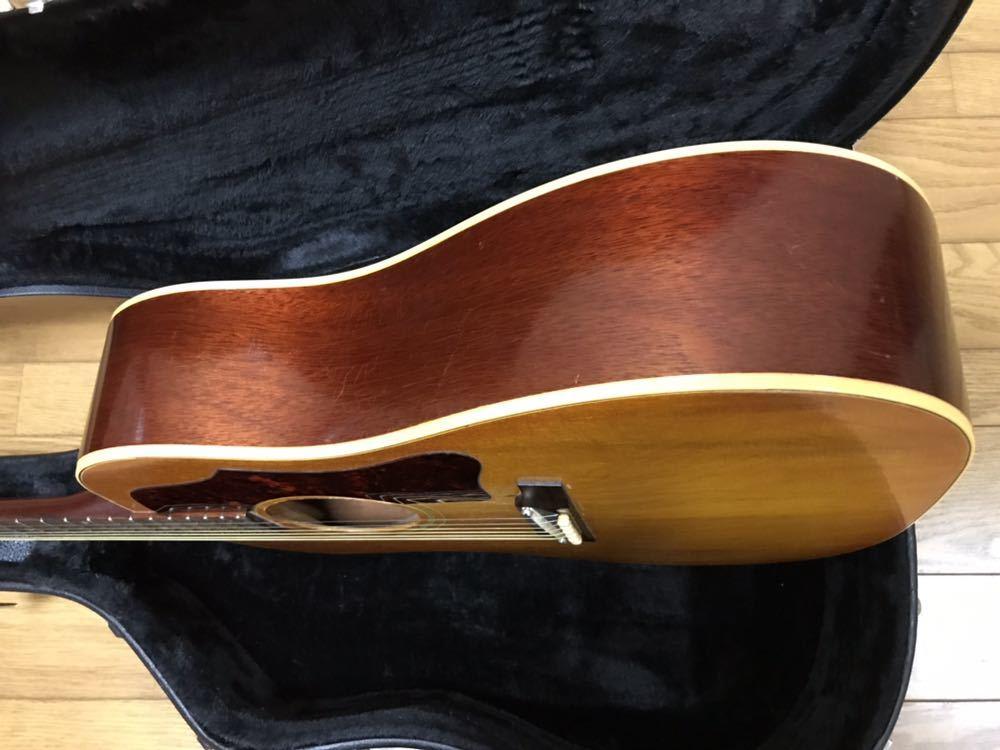 Gibson J-45 1966年製ビンテージ 楽器店保証付き_画像9