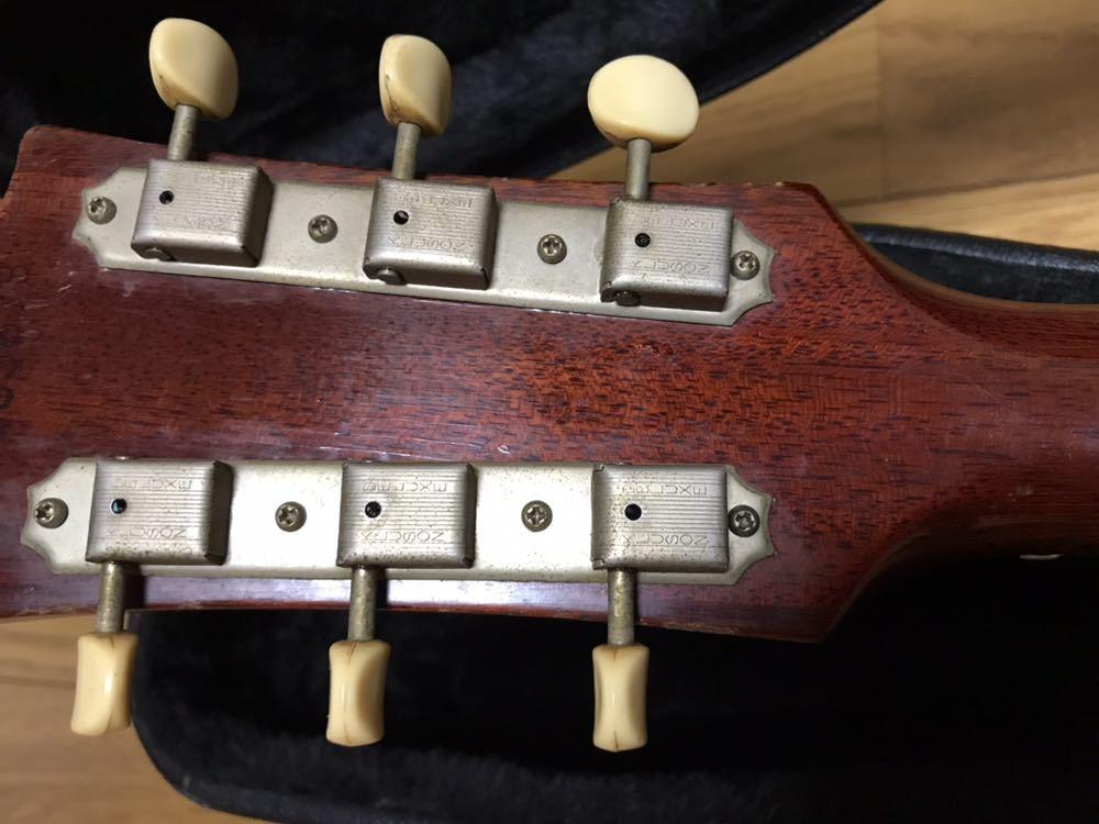 Gibson J-45 1966年製ビンテージ 楽器店保証付き_画像3
