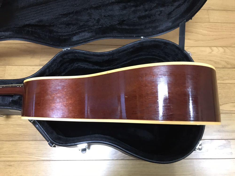 Gibson J-45 1966年製ビンテージ 楽器店保証付き_画像8