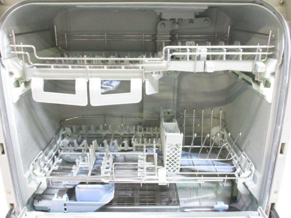 ♪Panasonic パナソニック 食器洗い乾燥機 NP-TR1 エコナビ 09年製 51119A♪_画像3