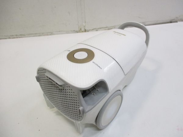 ○Panasonic パナソニック 紙パック式掃除機 Jコンセプト MC-JP510G 2015年製 B-5132○_画像6