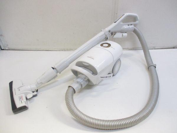 ○Panasonic パナソニック 紙パック式掃除機 Jコンセプト MC-JP510G 2015年製 B-5132○