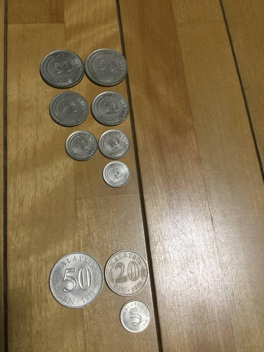 海外 外国 コイン 53枚 (日本のも2枚)_画像5