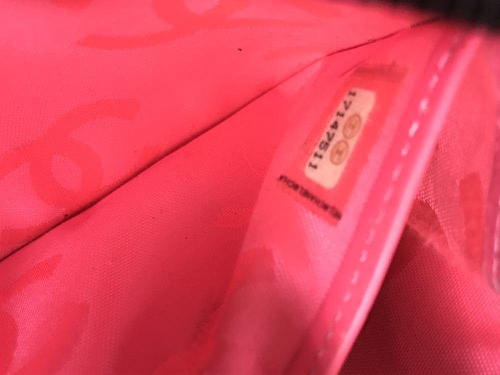41c918e429ba 【1円~】シャネル カンボン ココ ロゴ ラウンドファスナー 長財布 A50078 ブラック ギャラ