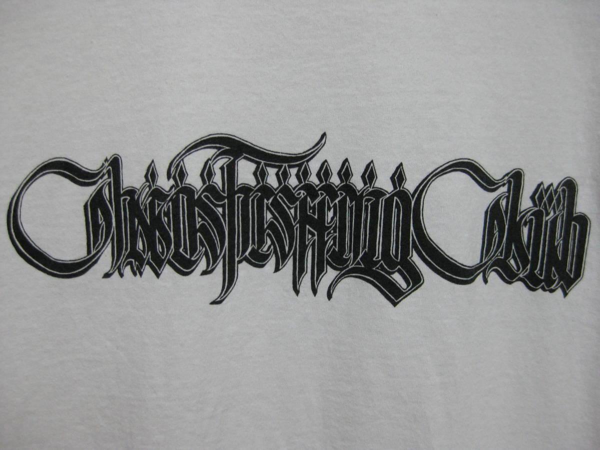 chaos fishing club mozyskey tee L Tシャツ CFC DSM BEAMS T_画像3