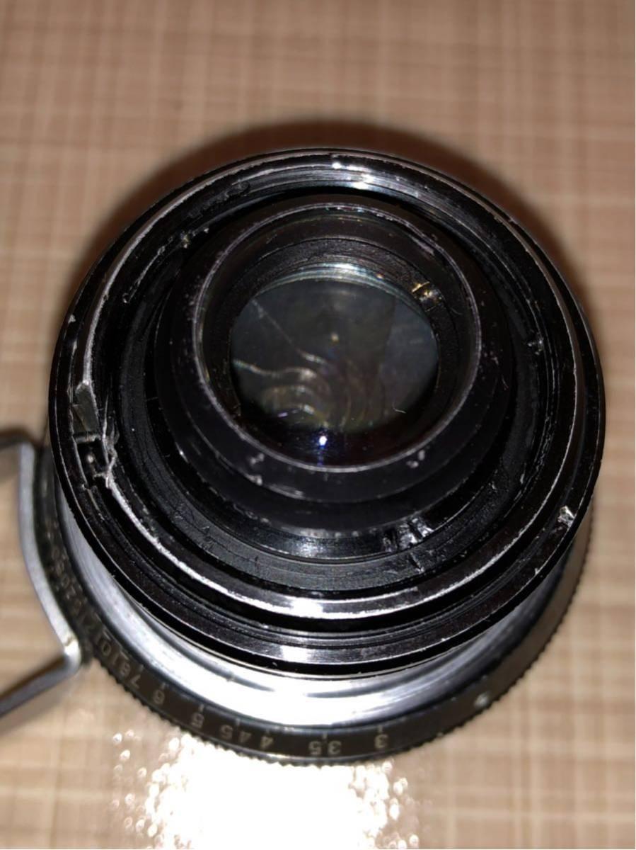 貴重シネレンズ Rank Taylor Hobson Cooke Speed Panchro SER II 32mm f/2 T2.3 Arriflex マウント_画像4