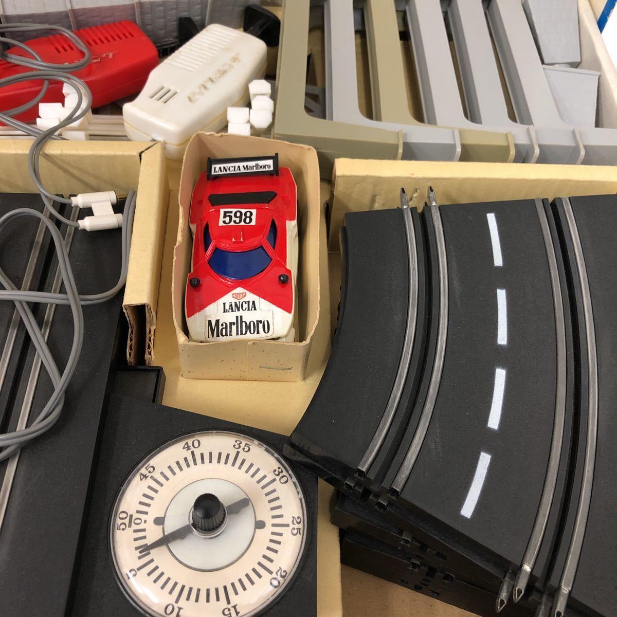 BIG RACING SUPERSERIES BS-3 ライト アンド サウンド CHERYCO ビッグレーシング ランチャストラトス ポルシェ935ターボ レトロ コレクター_画像4