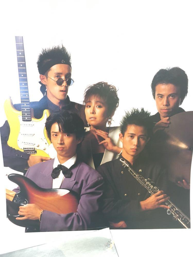 見本盤レコード 希少価値あり バービーボーイズ サードアルバム '3rd BREAK BARBEE BOYS'_画像3