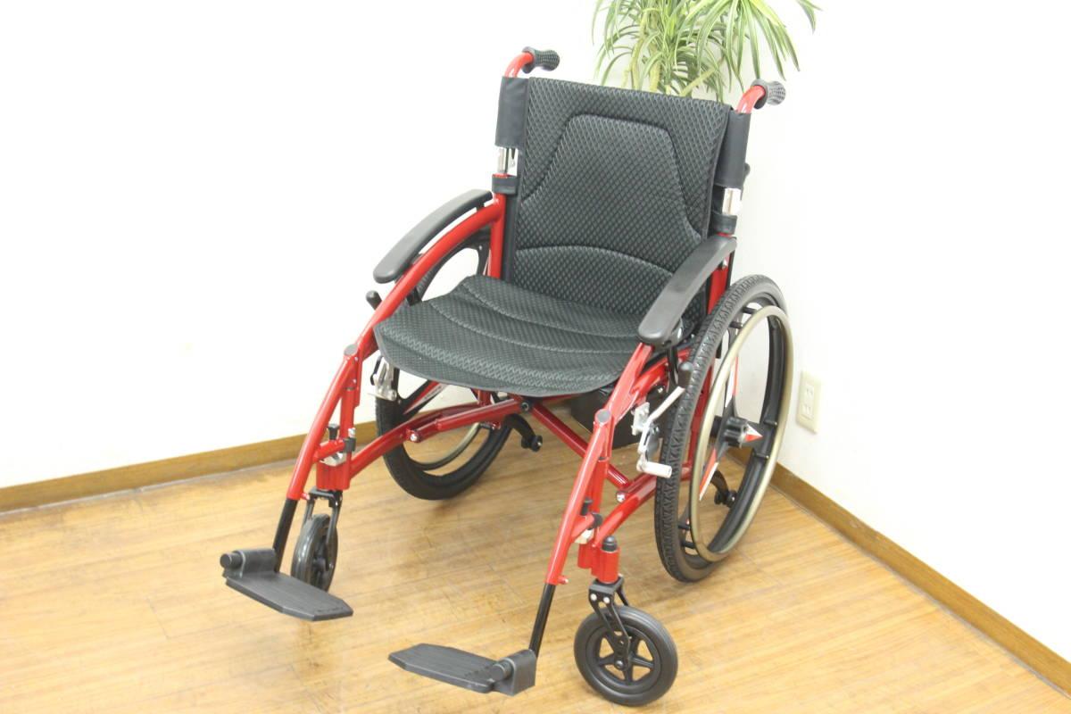 未使用 NAVIGATE 車椅子/車イス 自走式