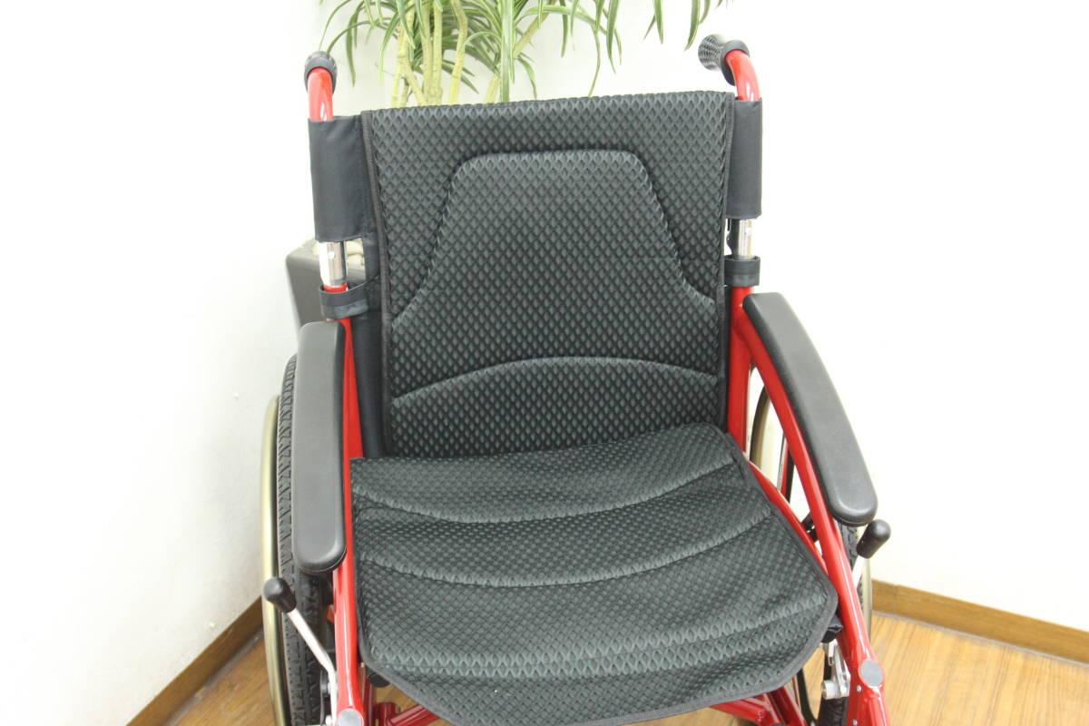 未使用 NAVIGATE 車椅子/車イス 自走式_画像2