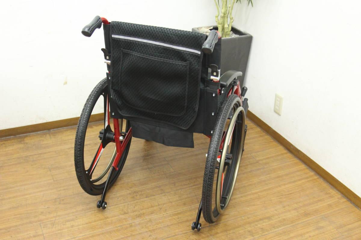 未使用 NAVIGATE 車椅子/車イス 自走式_画像5