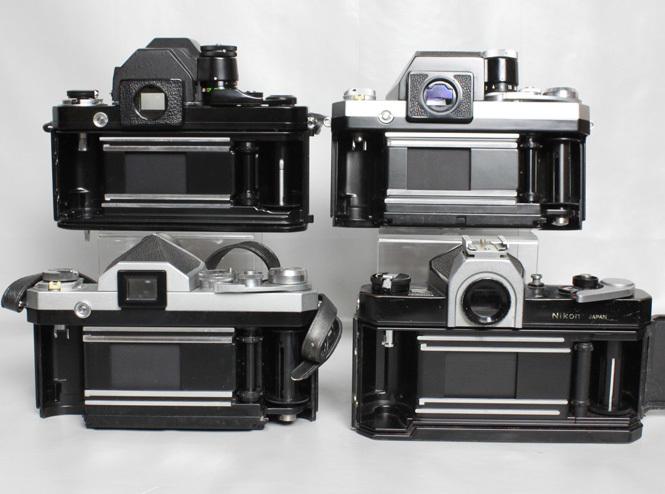 041819 【レトロニコン一眼レフ ジャンク品】 Nikon レトロ一眼レフ&レンズ・ストロボ 合計13点 まとめて_画像5