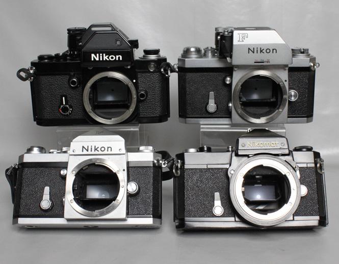 041819 【レトロニコン一眼レフ ジャンク品】 Nikon レトロ一眼レフ&レンズ・ストロボ 合計13点 まとめて_画像3