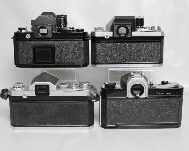 041819 【レトロニコン一眼レフ ジャンク品】 Nikon レトロ一眼レフ&レンズ・ストロボ 合計13点 まとめて_画像4