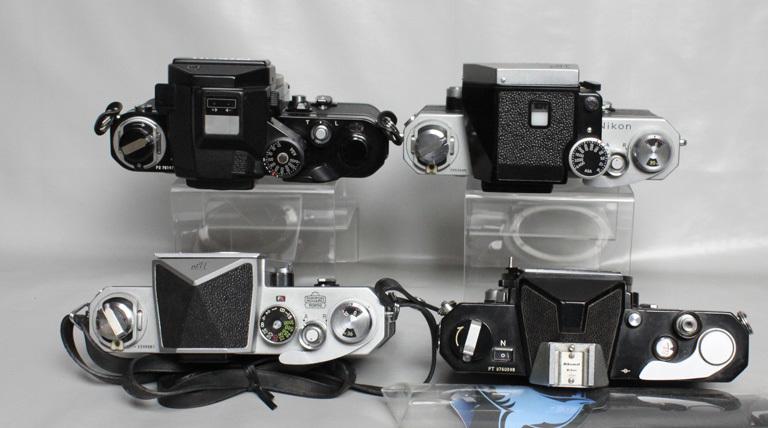 041819 【レトロニコン一眼レフ ジャンク品】 Nikon レトロ一眼レフ&レンズ・ストロボ 合計13点 まとめて_画像6