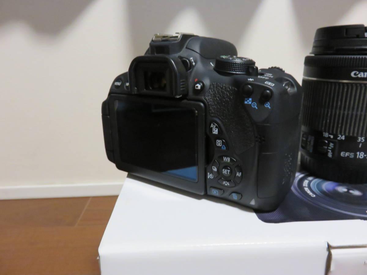 Canon デジタル一眼レフカメラ EOS Kiss X7i ダブルズームキット_画像3