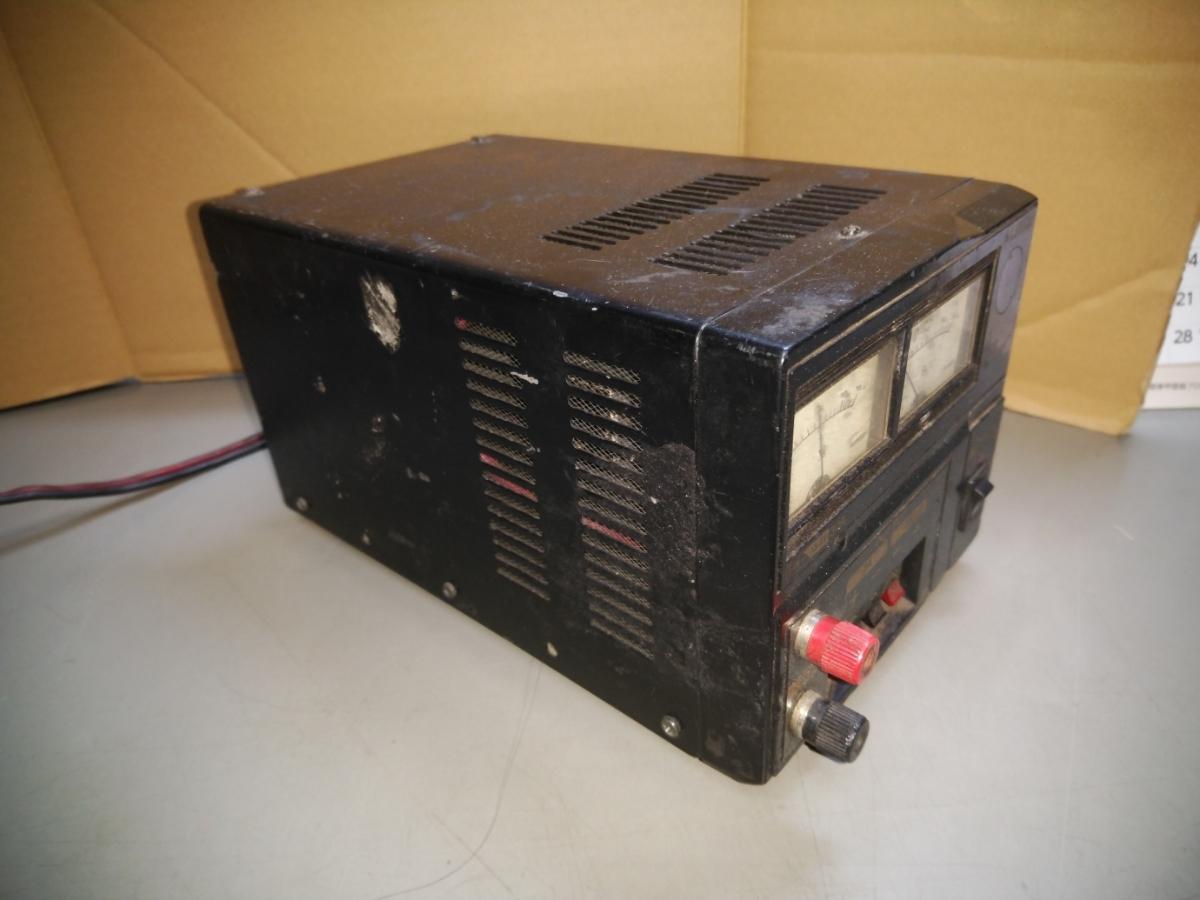ALINCO/アルインコ DC/DC CONVERTER DT-630M 変圧器 24V~13.8V 30A 中古_画像2