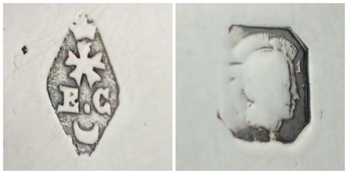 カルディヤック Cardeilhac 純銀無垢(シルバー950) 重厚 チョコレートポット_画像10
