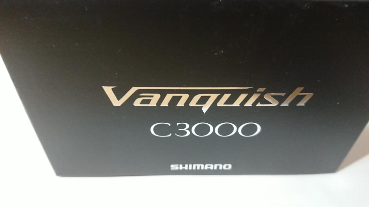 シマノリール 19ヴァンキッシュC3000_画像2