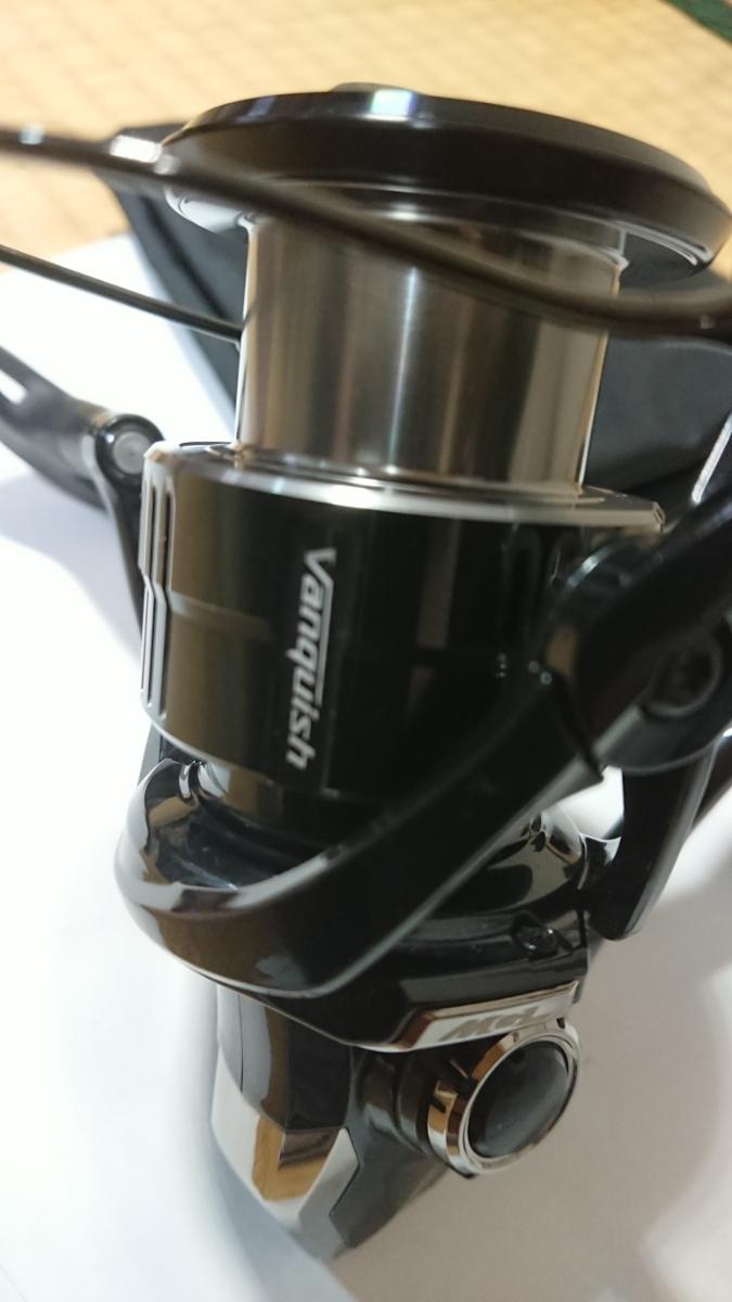 シマノリール 19ヴァンキッシュC3000_画像5