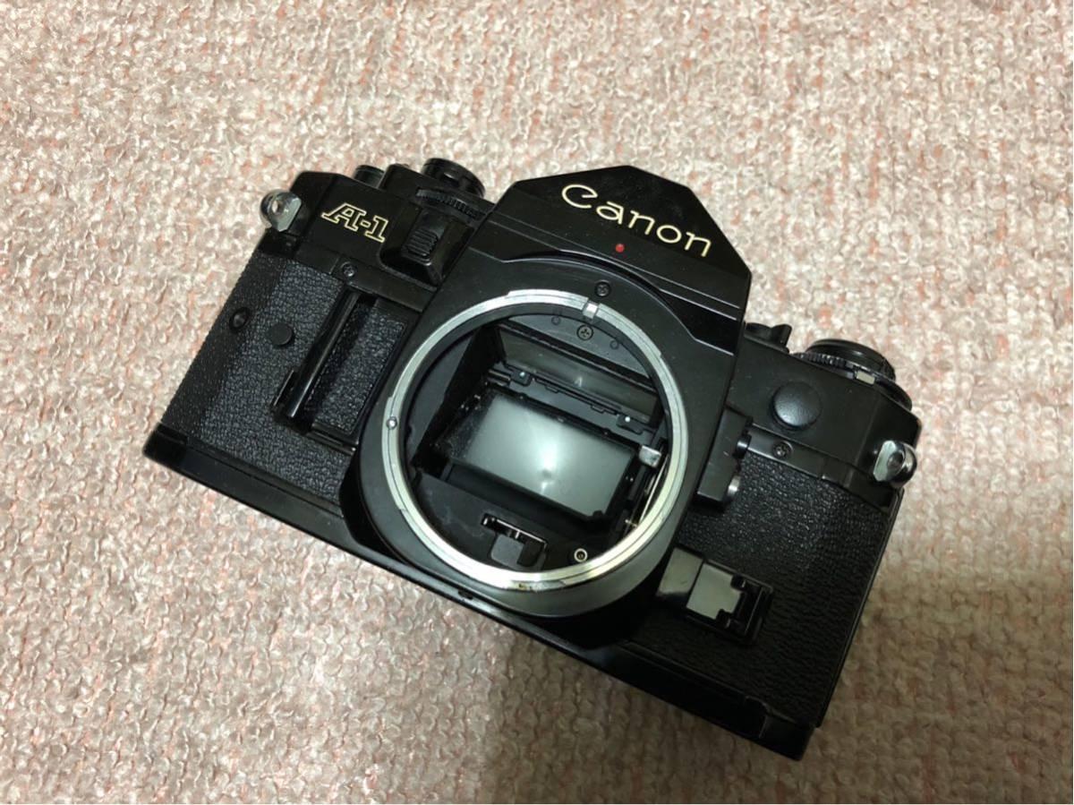 Canon A-1 ジャンク品