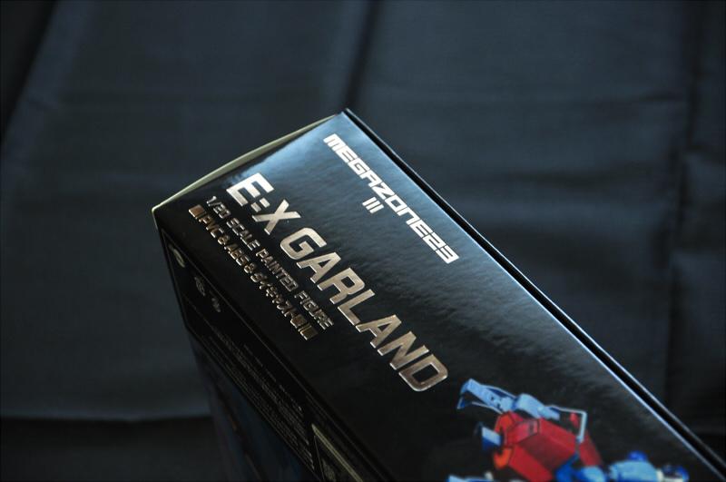 新品■MEGAZONE23 III E=Xガーランド 1/20スケール PVC&ABS&ダイキャスト製フィギュア/メガゾーン23フフリーイング FREEing_画像3