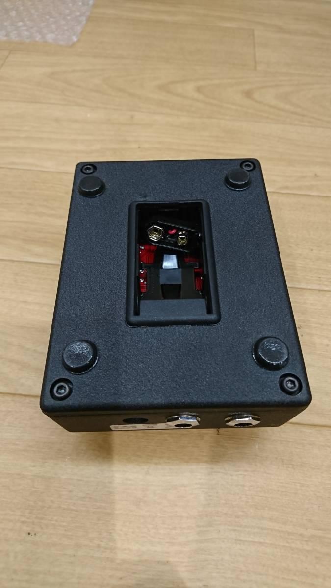MXR BASS D.I + マルチエフェクター _画像5