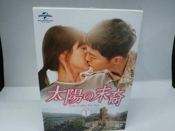 (韓流ドラマ) DVD 太陽の末裔 Love Under The Sun DVD-SET1(お試しBlu-ray付き)6枚組_画像1