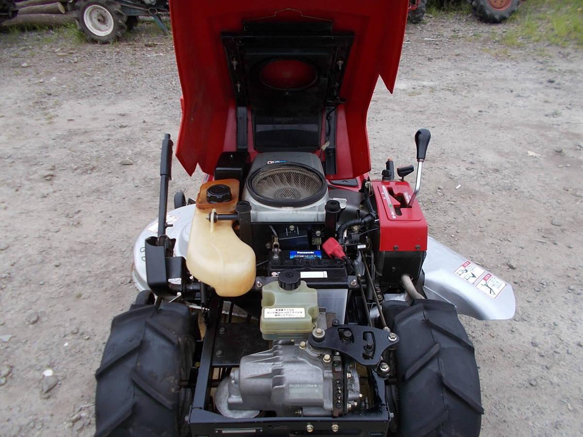 ホンダ乗用芝刈り機 乗用草刈機 3013 HST走行 動作確認済み 快調です。_画像3