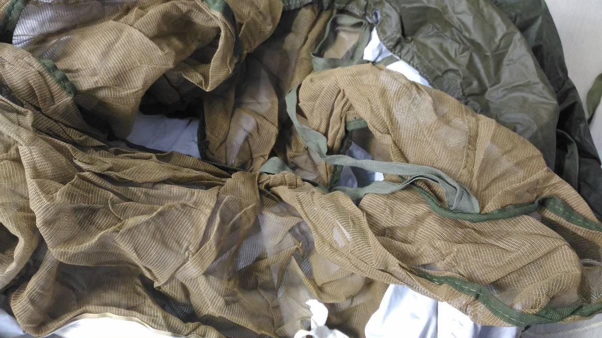 WW2 米軍 山岳二人用防水テント 「TENT, MOUNTAIN, 2-MAN」 1944年製 実物 _画像4