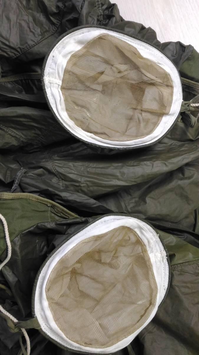 WW2 米軍 山岳二人用防水テント 「TENT, MOUNTAIN, 2-MAN」 1944年製 実物 _画像5