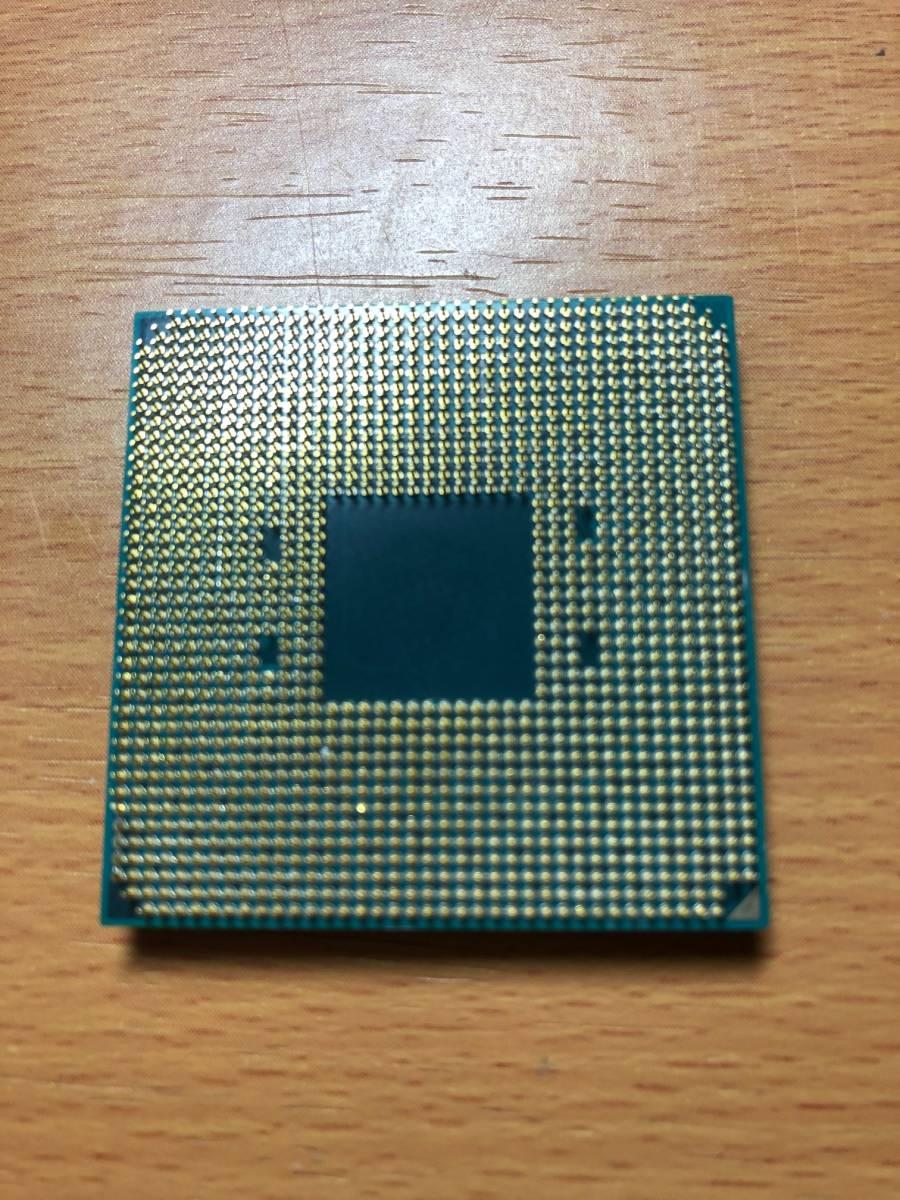 CPU: AMD Ryzen7 2700X 3.70GHz AM4 ジャンク_画像2