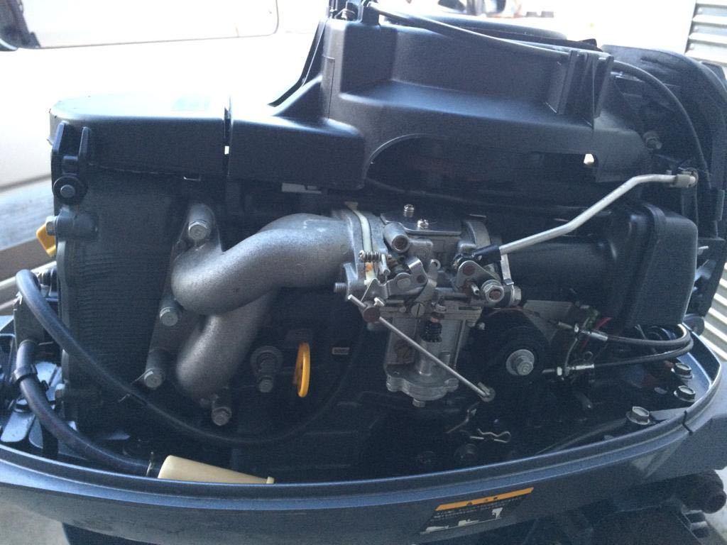 Yamaha F15 AWH 4 stroke ヤマハ _画像5