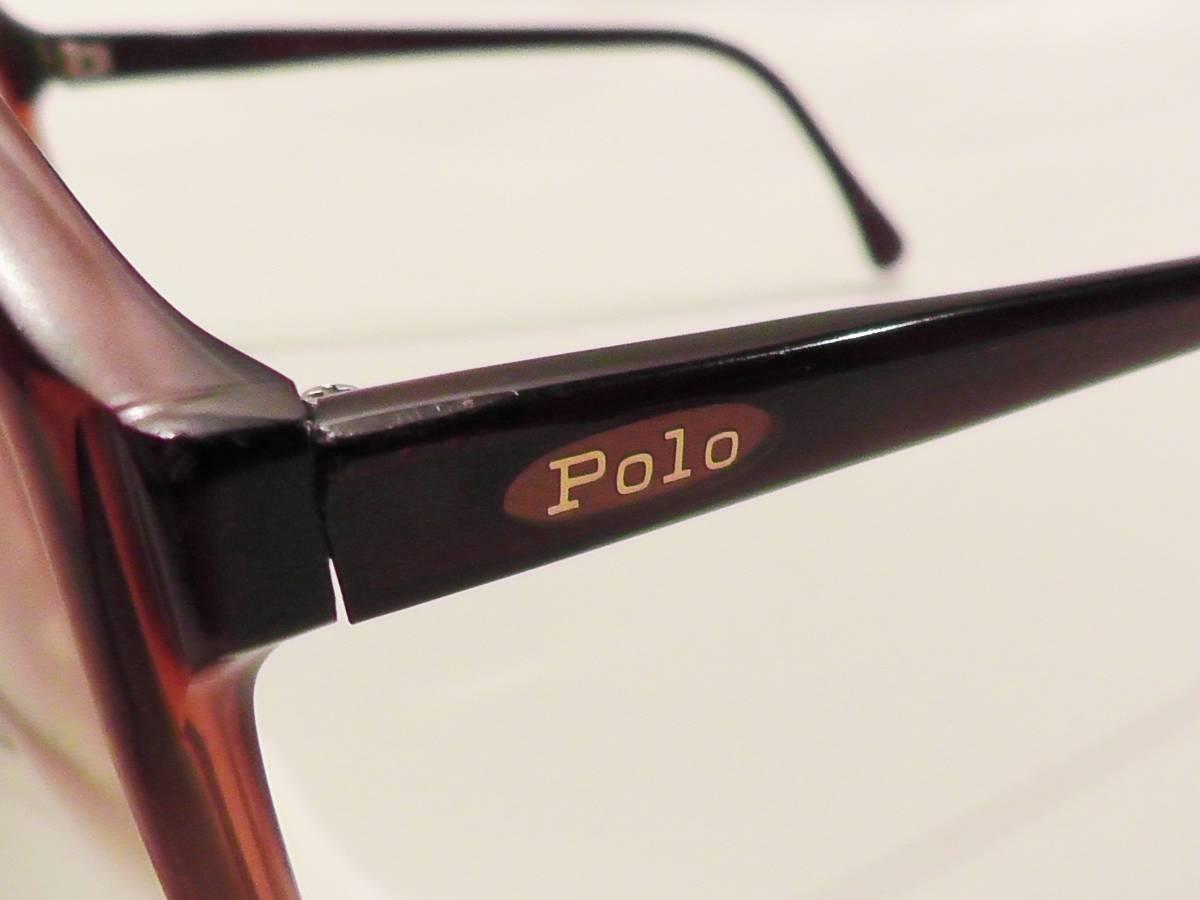 K25818 Polo Ralph Lauren/ポロ ラルフローレン ビンテージサングラス_画像3