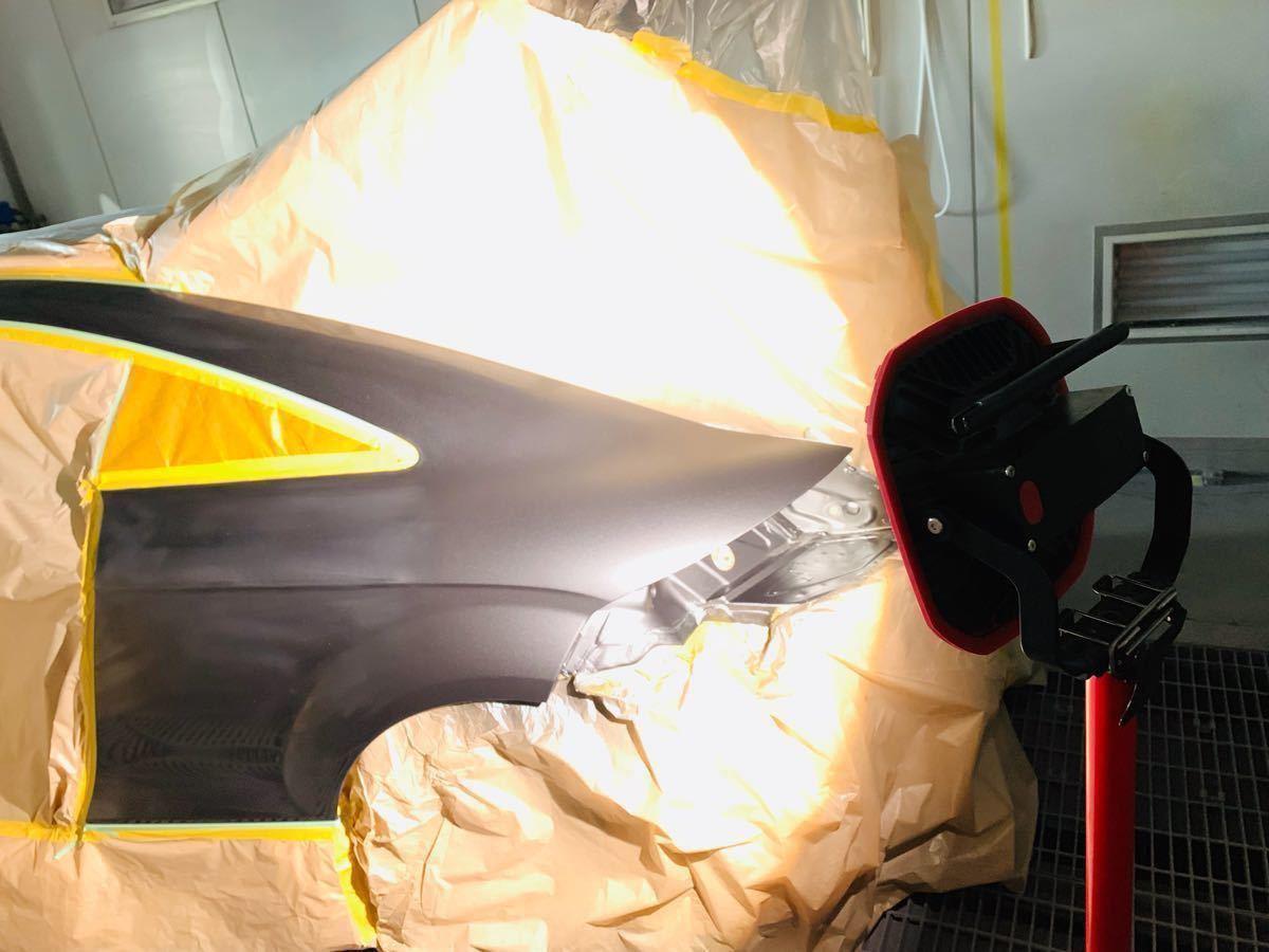 令和第一弾1円スタートキャンペーン 新品、未使用 高輝度 LED 太陽光ライト ペイント 調色サンマッチライト 3点セット 板金塗装_画像3
