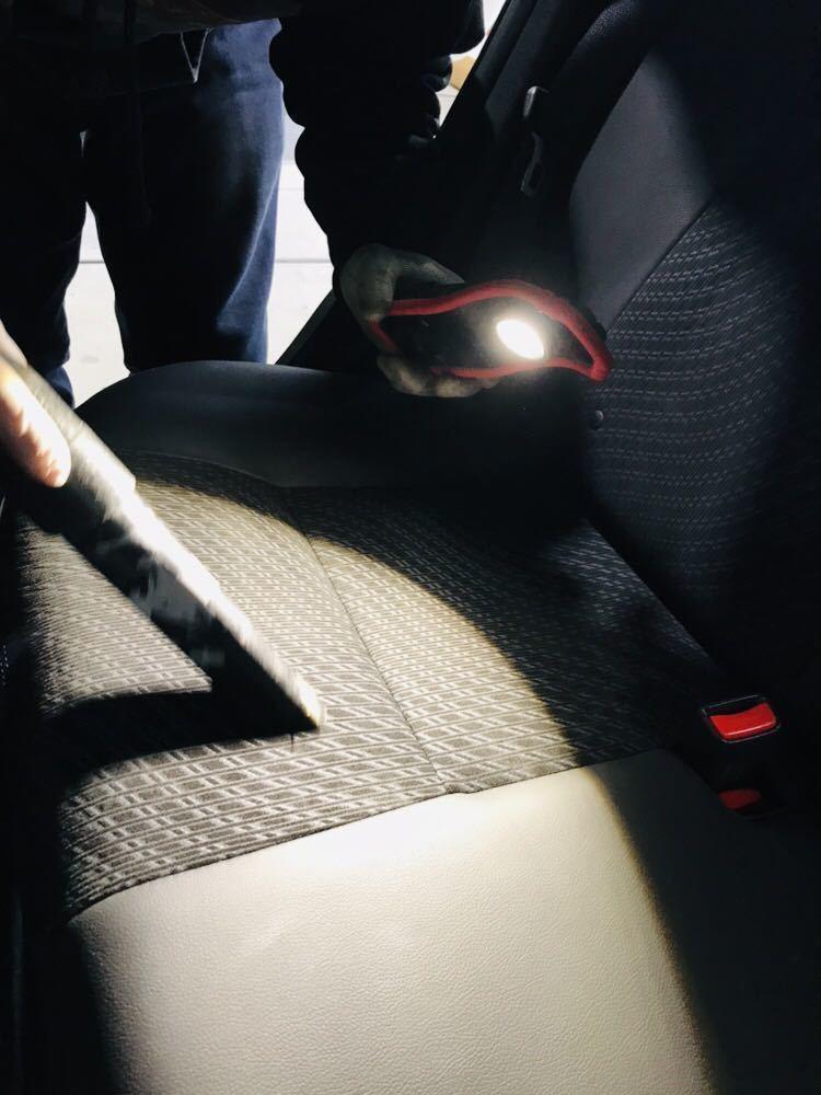 令和第一弾1円スタートキャンペーン 新品、未使用 高輝度 LED 太陽光ライト ペイント 調色サンマッチライト 3点セット 板金塗装_画像5