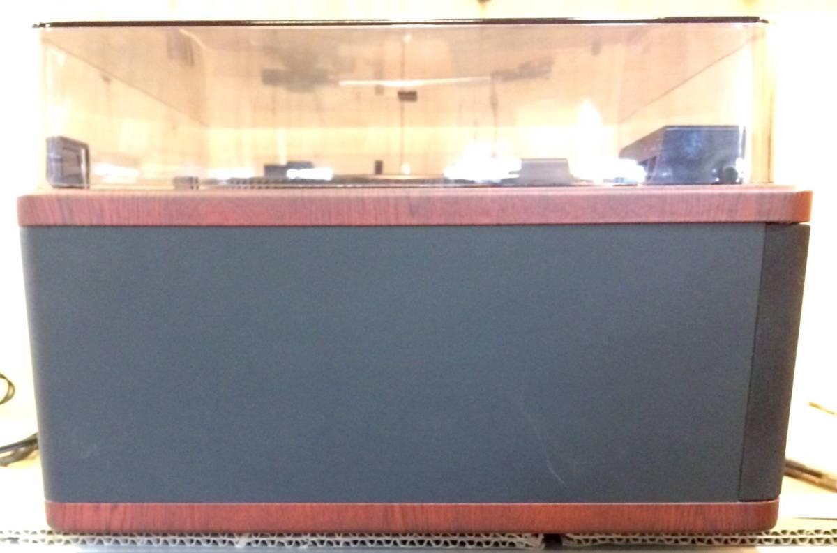 k981/TEAC LP-R550USB レコードプレーヤー ターンテーブル 2014年製_画像6
