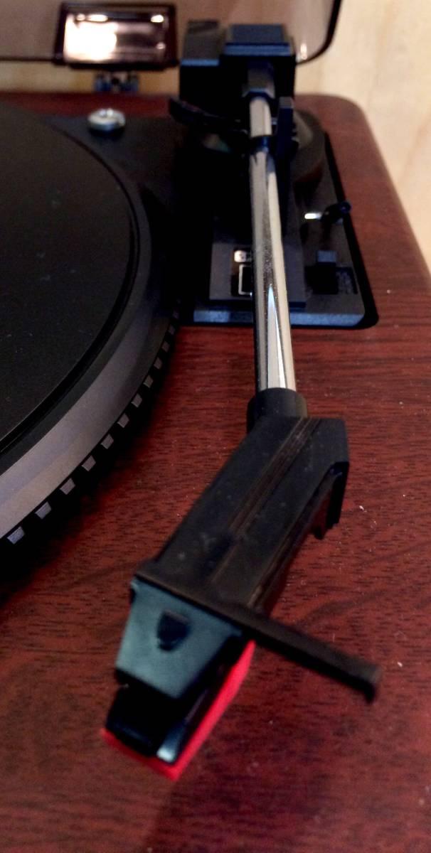 k981/TEAC LP-R550USB レコードプレーヤー ターンテーブル 2014年製_画像8