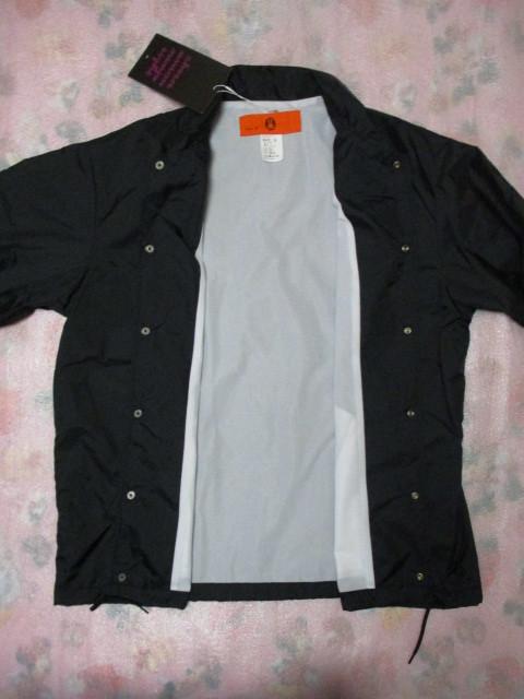 CUNE キューン ナイロンコーチジャケットウサギC.U.N.E(黒色)XLサイズ 新品 _画像5