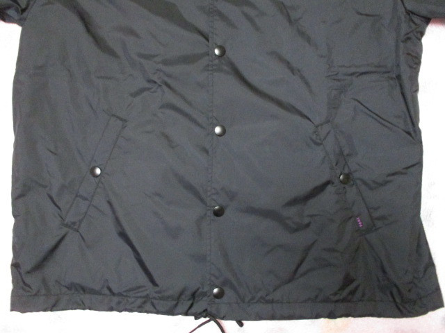 CUNE キューン ナイロンコーチジャケットウサギC.U.N.E(黒色)XLサイズ 新品 _画像3