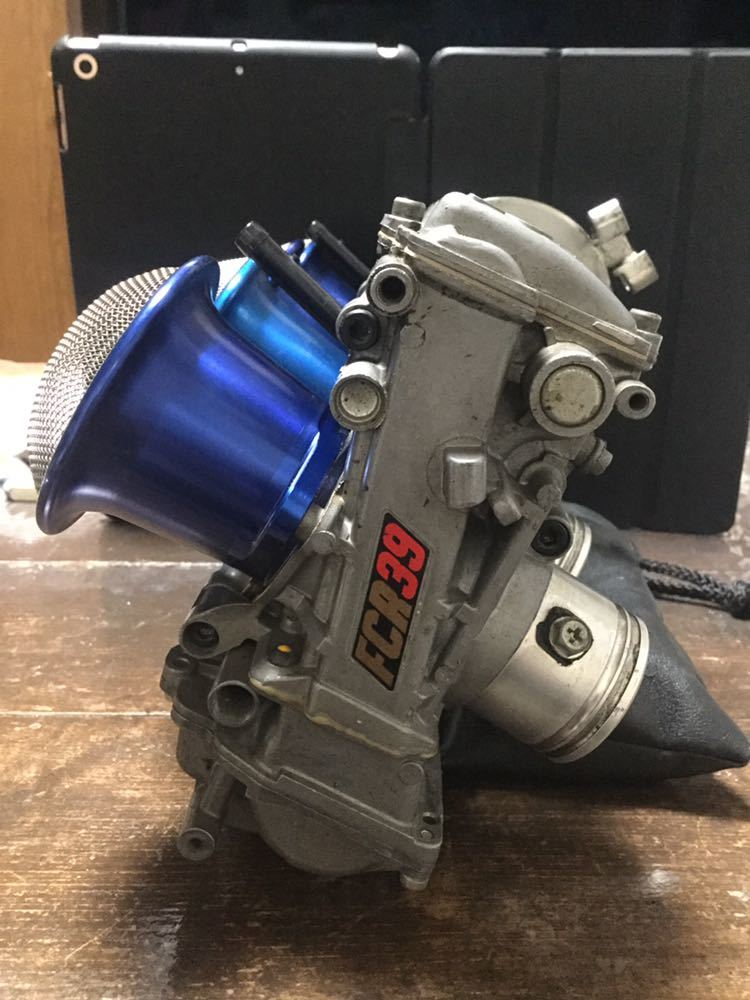 GPZ900R ZRX1100 GPZ1100 FCR39 SEPガイド入り