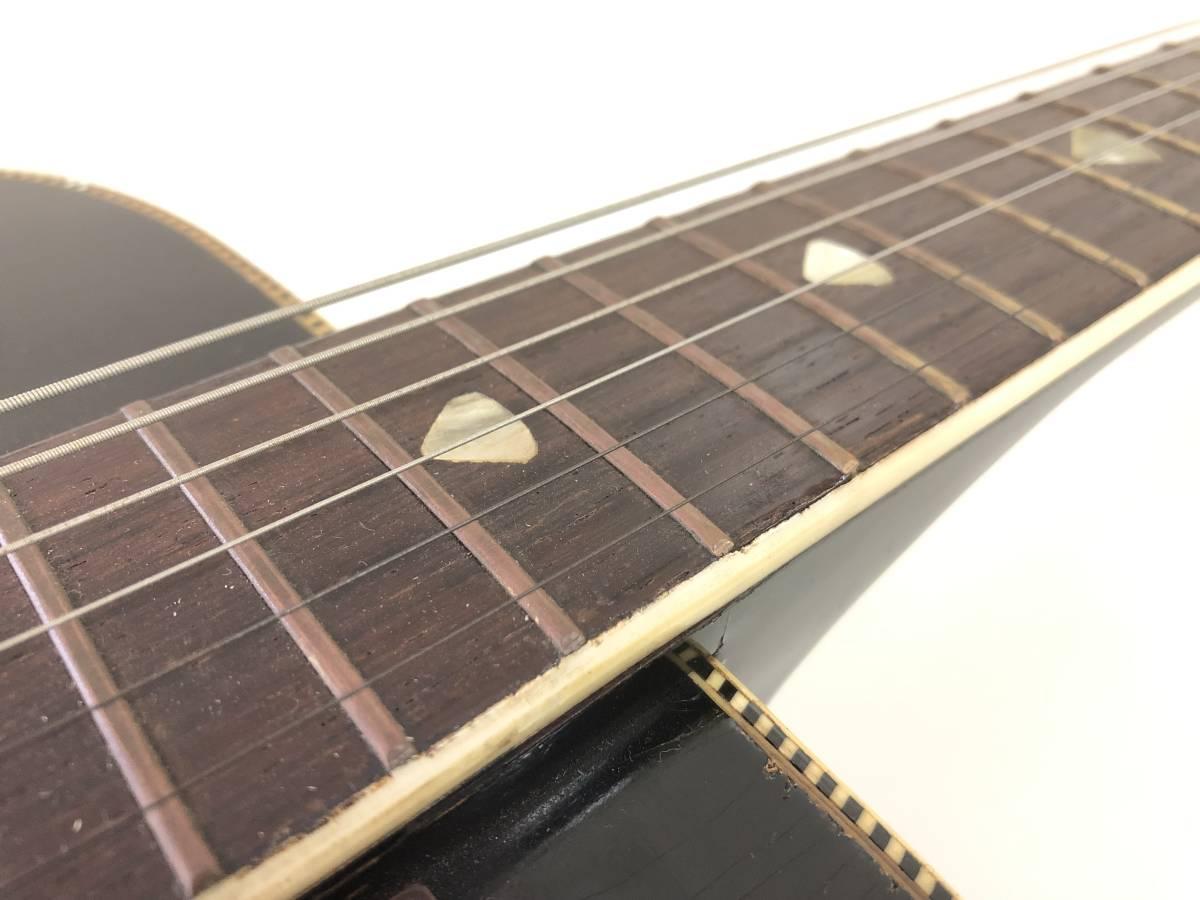 ■激安スタート■KAY アーチトップギター L8362 ビンテージギター ピックアップ USA De armond/ディ アルモンド MOD 1000■I-284_画像4