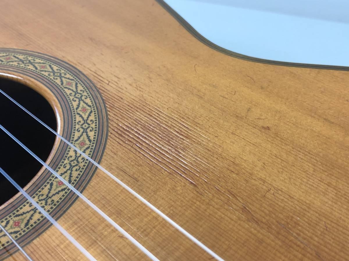 ■KOHNO MASARU LUTHIER PROFESSIONAL-J クラシックギター 1992■I-285_画像4