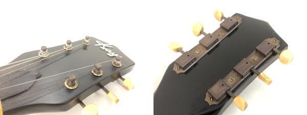 ■激安スタート■KAY アーチトップギター L8362 ビンテージギター ピックアップ USA De armond/ディ アルモンド MOD 1000■I-284_画像6
